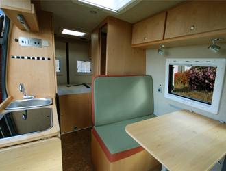 wohnmobil selbst ausbauen mercedes sprinter. Black Bedroom Furniture Sets. Home Design Ideas
