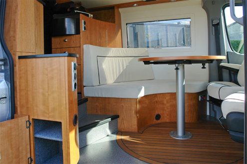 impuls impuls mercedes sprinter wohnmobil mercedes. Black Bedroom Furniture Sets. Home Design Ideas